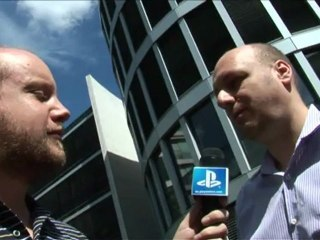 Interview David Cage de Beyond : Two Souls