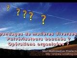 Chemtrails ou contrails ? Parano ou réalité ? Info ou Intox ? Vrais ou Faux ? Complot ou Affabulation ?