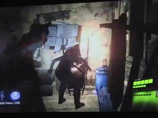 Jake and Sherry de Resident Evil 6