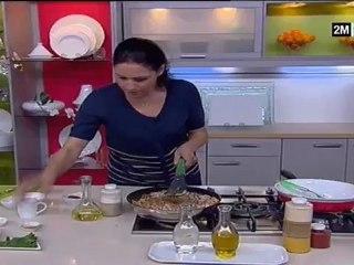 choumicha 2m - Roti De Poulet Farci Au Four | Recettes Cuisine Facile