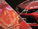Char Aznable Custom Toyota Auris