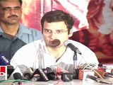 Rahul Gandhi: The distance between the politicians and the people should be reduced