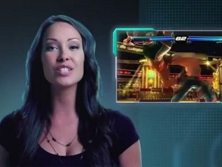 GameStop Pre-Order Trailer de Tekken Tag Tournament 2