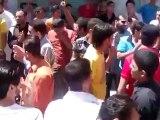 Syria فري برس   درعا حوران المسيفرة  جمعة  درعا لاتحزني ان الله معنا   24-8-2012