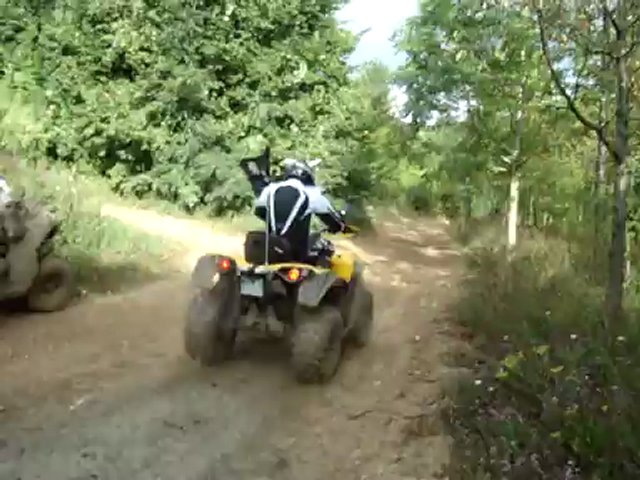 can am vs cf moto