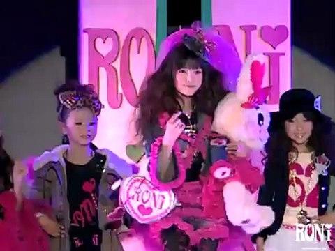Tokyo Top Kids Collection A/W2011 - JapanRetailNews
