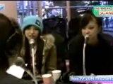 Haruna Ono & Rina Suzuki - TV American Village (26.October 2007)