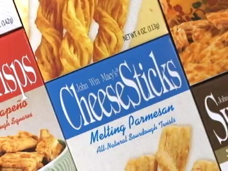 Yvonne Loves CheeseSticks Gourmet Snacks