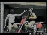 Video - Humour - Motos & Mongoliens