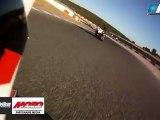 FSBK 2012 – Vidéo OBC – Lédenon – Le tour du circuit commenté
