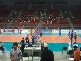 Finales des championnats du monde de volley sourd 2012