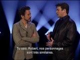 Bande-annonce humoristique sortie DVD et blu-ray Avengers et diffusion Castle sur France 2