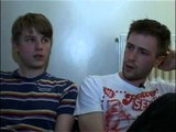 Pete & The Pirates 2008 interview - Thomas and Jonny Sanders (part 3)