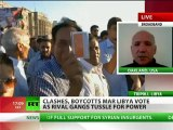 Attacks, abductions, boycott & bloodshed 'pave way' to Libyan democracy