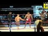 Νίκος Δοντάς vs Θοδ. Κρόμπας )MMA)