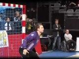 Le handball au phare, plus que du sport...