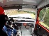 course de cote de chamrousse 2012 Rocher Kenny Clio cup 1ere monte