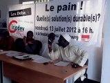 Hausse du prix du pain:Intervention de Mr Alioune Thiam, Président de la Fédération Nationale des Boulangers du Sénégal.