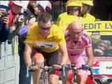 Tour de France 2000 - Lance Armstrong Attaque au Mont-Ventoux