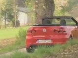 VW Golf GTI Cabrio Auto-Videonews