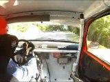 course de cote de chamrousse 2012 Rocher Kenny clio cup