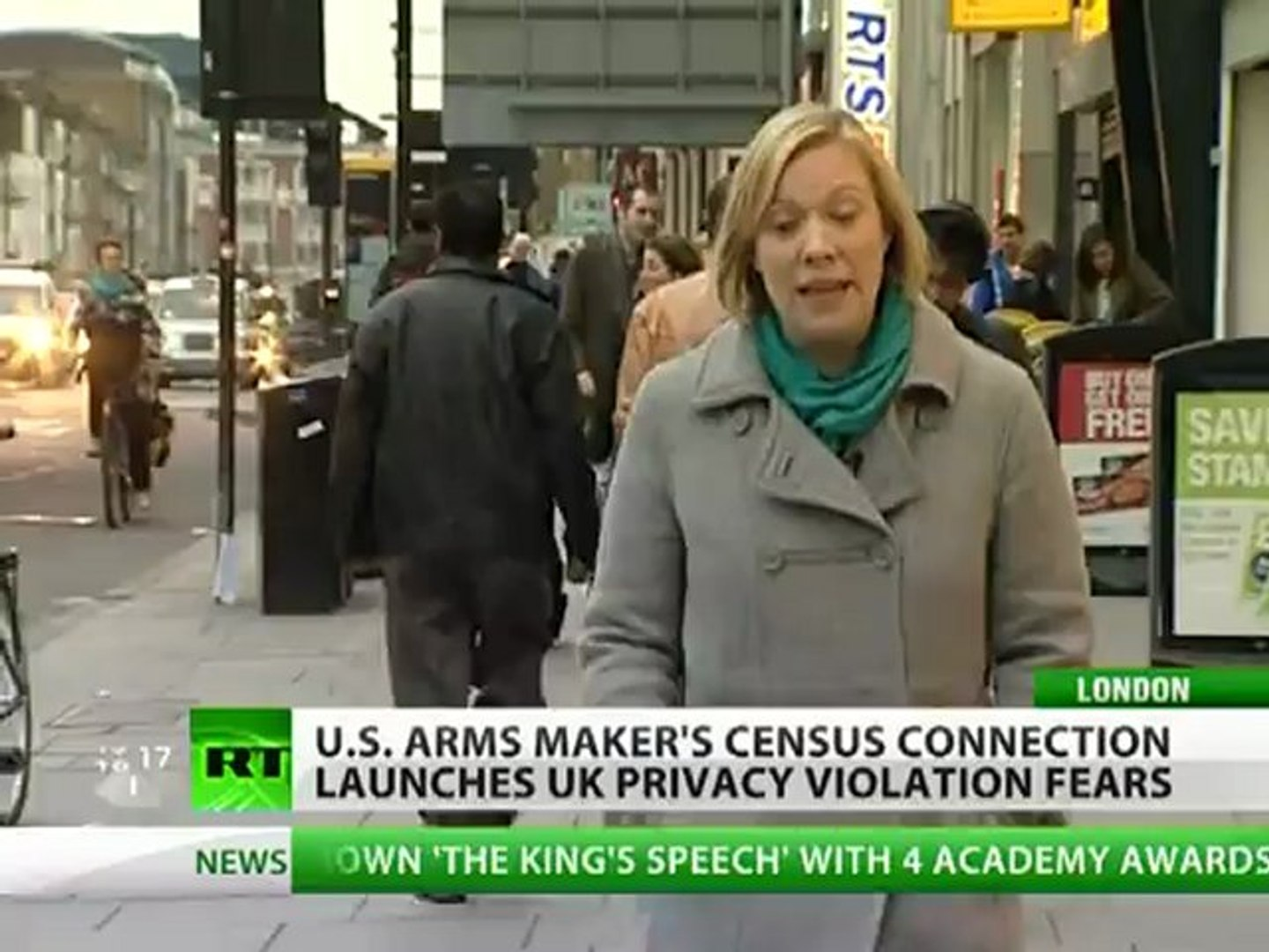 Census in Crosshairs: US arms maker link launches UK privacy fears
