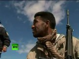 Video of Libya rebels under fire as Gaddafi airstrikes reported
