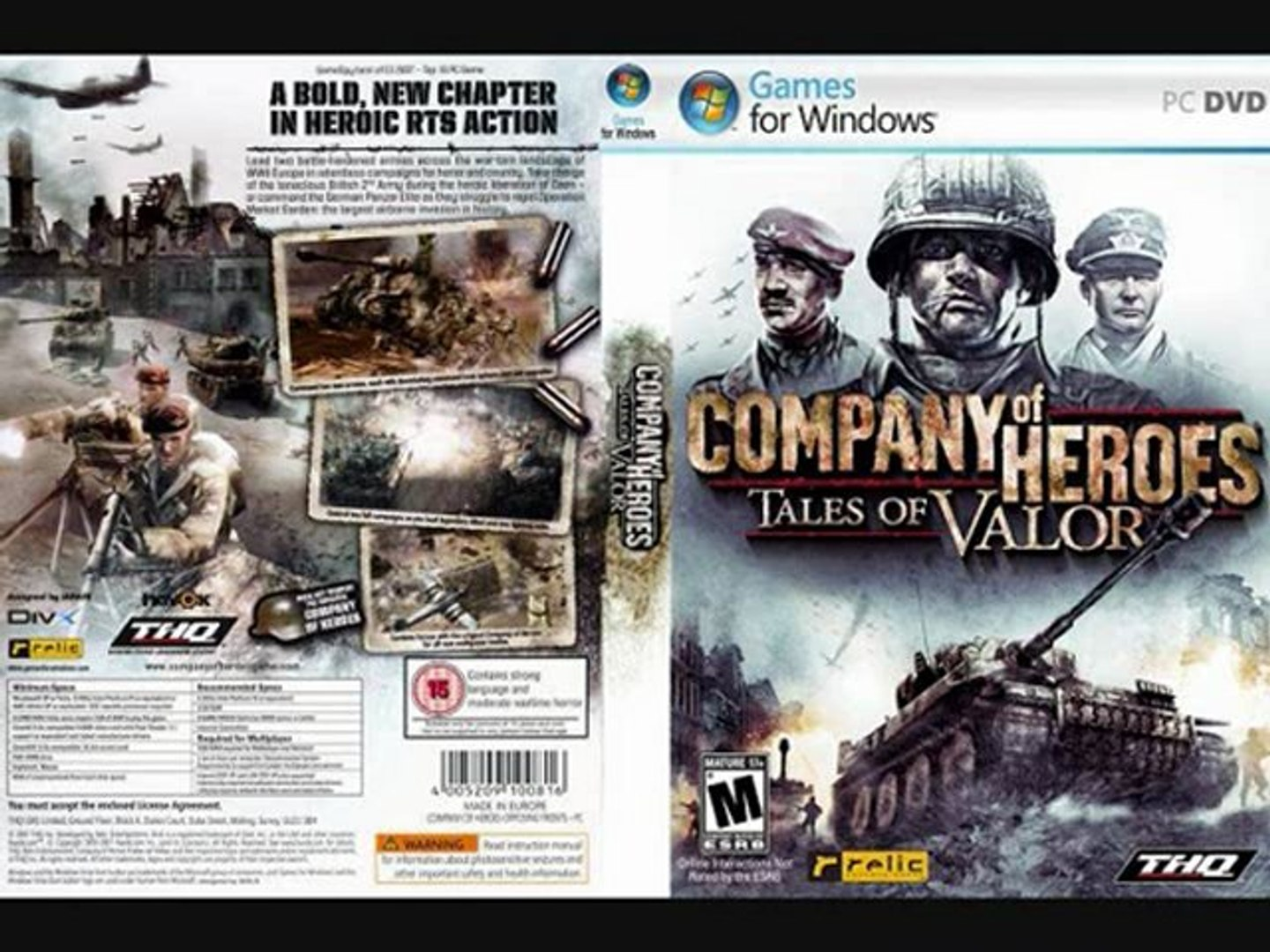 Company Of Heroes Tales Of Valor Cd Key Video Dailymotion