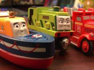 CGR Toys - CAPTAIN Thomas & Friends review