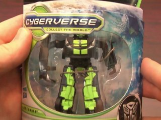 CGR Toys - TRANSFORMERS Autobot Skids review