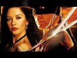 "Antonio Banderas~Catherine Zeta Jones~Mask of Zorro~""Poema"" Tango~ Francisco Canaro"