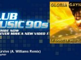 Gloria Gaynor - I Will Survive - A. Williams Remix - ClubMusic90s