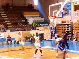 ALM Evreux-Blois 2ème quart-temps