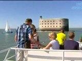 La star Fort Boyard (reportage France3 Poitou-Charentes) - 21/08/2012