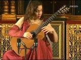Guitare classique - Liat Cohen - Sonate N° 1 en La Mineur - BWV1001 - Presto - J S Bach -