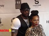 """Omar Epps and Kiesha Epps at """"You, Me & The Circus"""" Premiere Arrivals"""
