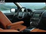 The Land Rover Freelander 2