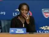 """US Open - Williams : """"J'ai vécu dans le déni pendant un an"""""""