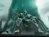 Warcraft video King Arthas Menethil becomes the Lich King