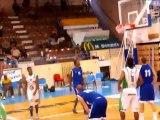 ALM Evreux-Blois 3ème quart-temps