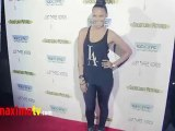 Samantha Mumba at Cocktail Event and Screening of 2 Shorts Embracing Women's Empowerment