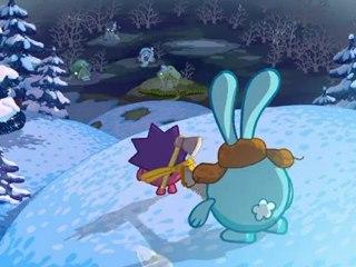 Смешарики. Плюс снег, минус ёлка