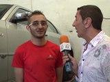 Charly, le frère de Teddy Sadaoui, rejoint les partenaires de l'ASC et de Tenu de Soirée avec son garage : Charly Auto.