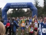 Championnat de France UNSS de Cross Country 2011