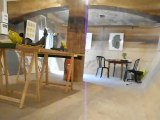 Contemporain Art, Jurgen Borgers Exposition Galerie du Chateau, Sigean 2012 General vue