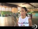 Star del basket Usa 'coach' per un giorno per i ragazzi birmani. La visita a Rangoon per promuovere i valori della pallacanestro