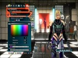 Tekken Tag Tournament 2 default costume color customization
