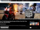 Sleeping Dogs Georges St-Pierre Pack DLC Free Xbox 360 - PS3