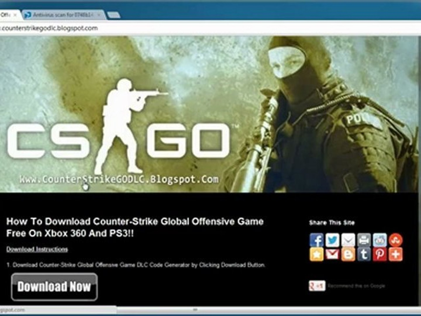 download counter strike global offensive free full version mac