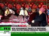 My death will drown Kyrgyzstan in blood - Bakiyev